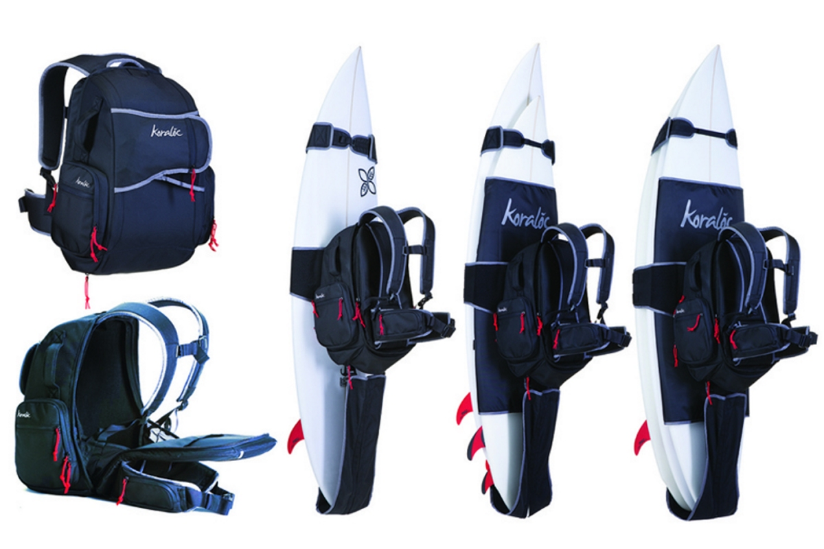 ADVENTURE SURFERS - KORALOC BOARD BAG