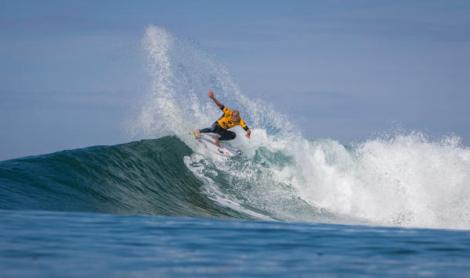 Mick Fanning unleashed sufer sa