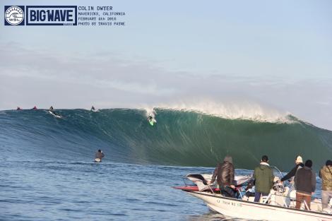 XXL BIG WAVE UNLEASHED SURFER