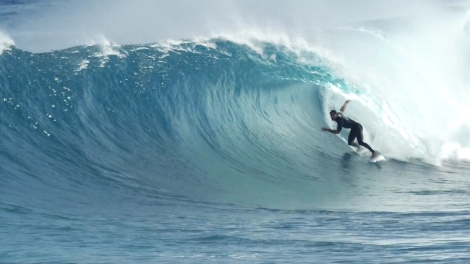 jay davies unleashed surfer