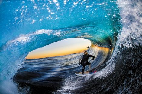 Leroy bellet Unleashed surfer