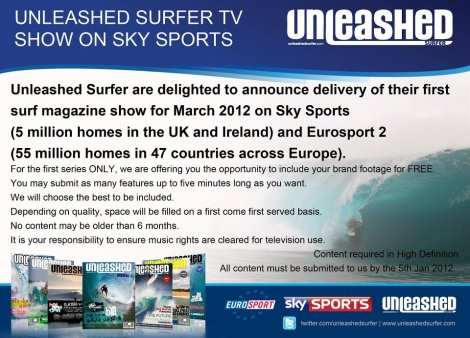 TV UNLEASHED SURFER