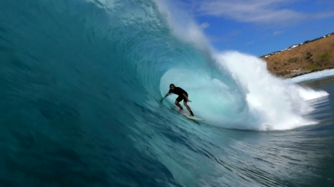 100%ALOHAMADE unleashed surfer