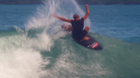 Dion Agius Spam unleashed surfer