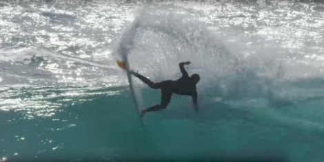 Duo chippa wilson unleashed surfer