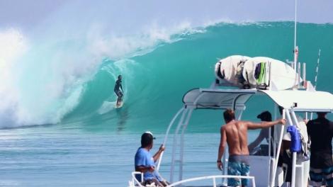 Jean da silva unleashed surfer