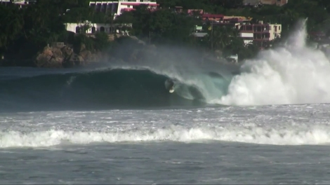 mexico unleashed surfer