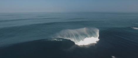 Winter Wonderland unleashed surfer